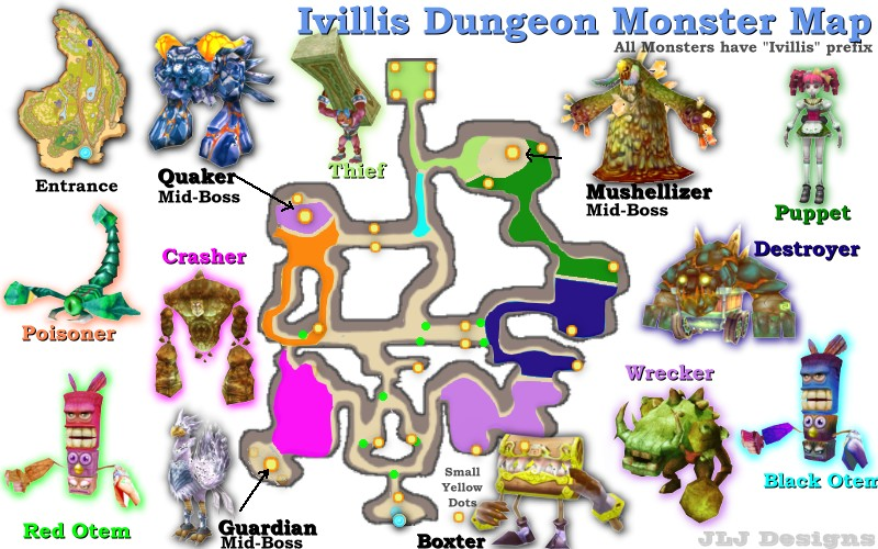 Ivillis Dungeon
